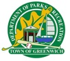 Greenwich Department of Parks and Recreation logo