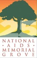 National AIDS Memorial Grove logo